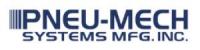 Pneu-Mech Systems Mfg INC - Finishing Systems Manufacturer