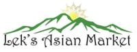 Lek's Asian Market