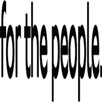 for the people.