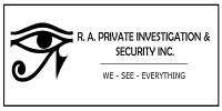 RA Private Investigation & Security Inc.