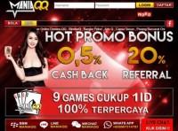 ManiaQQ adalah Situs judi online Pkv games terpercaya se indonesia