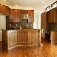 Desoto Cabinet refacing and painting