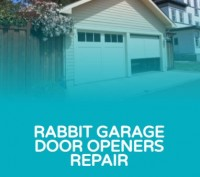 Rabbit Garage Door Openers Repair