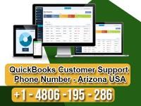 QuickBooks Customer Support Phone Number - Arizona USA