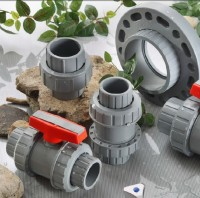 UPVC Pipe Fittings | Quality UPVC Valves Manufacturers India