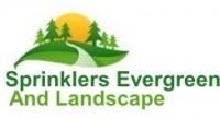 Sprinklers Evergreen And Landscape