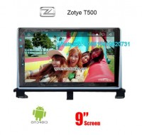 Zotye T500 Car Radio Android 8 Core Rom64GB WiFi GPS DSP Amplifier