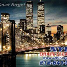 Emergency plumber New York city