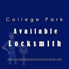 College Park Available Locksmith