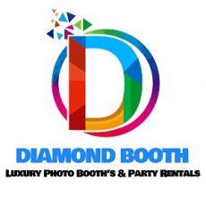 Diamond Mirror Photo Booth Rentals