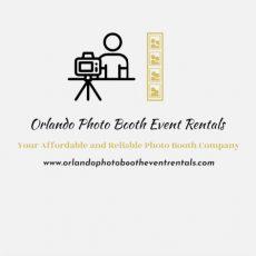 Orlando Photo Booth Event Rentals
