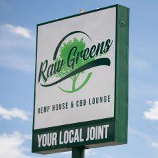 Raw Greens