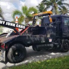 Cash For Junk Cars Palm Beach Gardens