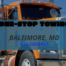 Baltimore One-Stop Towing