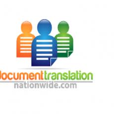 Document Translation Nationwide