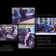 Choose the Black Car Service