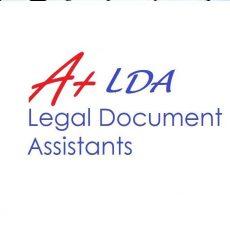 A+ Legal Document Assistants