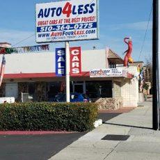 Auto 4 Less