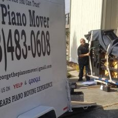 George The Piano Mover