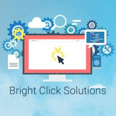BOOST YOUR WEBSITE PRESENCE   Web Rankings = Profit   Bright click solutions