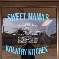 Sweet Mama's Kountry Kitchen