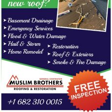 Roofing service in taxes