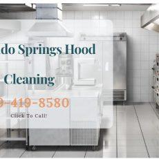 Colorado Springs Hood Cleaning