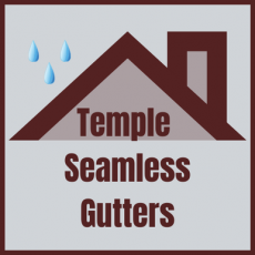 Seamless Gutters of Temple