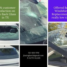 Best Windshield Replacement Kyle TX