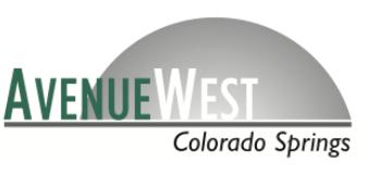 Avenue West Colorado Springs