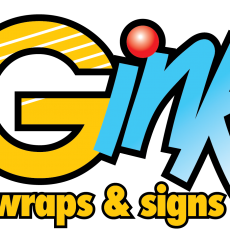 GInk Vehicle Wraps and Signs