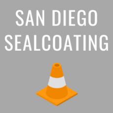 San Diego Sealcoating