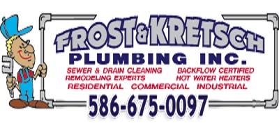 Frost & Kretsch Plumbing Inc