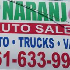 Naranjo Auto Sales