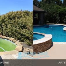 Concrete Pool Remodeling Companies-Exotic Pool Plastering