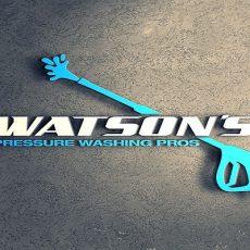 Watson's Pressure Washing Pros