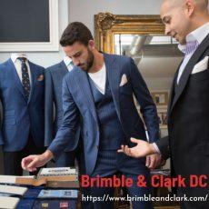 Brimble & Clark DC : Custom Suits and Menswear