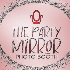 The Party Mirror Photo Booth Experience