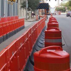 Houston Barricade