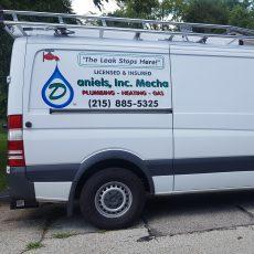 Daniels Inc Plumbing Heating & Gas