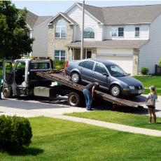 Premier Towing in Fresno