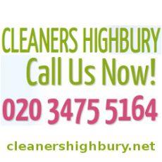Cleaners Highbury Ltd.