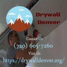 Drywall repair in Denver