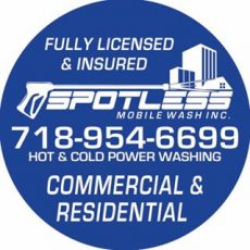 Spotless Mobile Wash Inc -  Pressure Washing Brooklyn