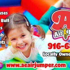 A & E Air Jumpers