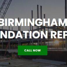 Birmingham Foundation Repair