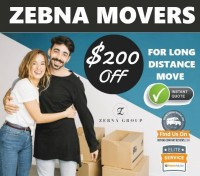 Most Trusted Moving Services in Virginia Zebna Movers USA